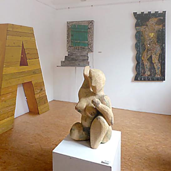 Ulrich Neuhaus Schmuck und Skulptur - Ausstellungen