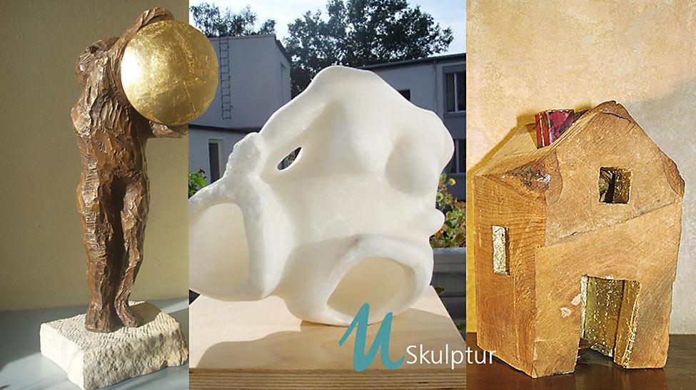 Ulrich Neuhaus Schmuck Skulptur - Was entsteht - Skulptur